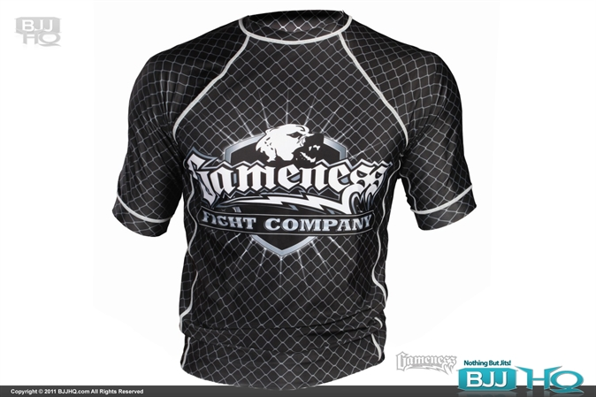 Gameness Premium Cage Rash Guard